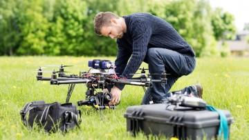 Scuole di droni, e' boom