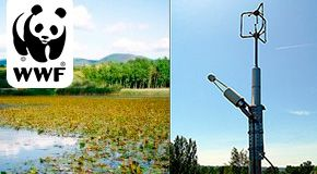Umbria, inaugurata la prima stazione di misurazione gas serra