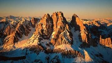 Dolomiti in lizza per  il Patrimonio Unesco