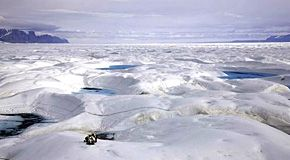 Aerei senza equipaggio volano su per i ghiacci dell'Artico