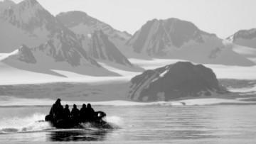 Il riscaldamento globale causa il rilascio di metano dall'Oceano Artico