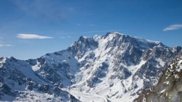 Scoperto un super-vulcano fossile ai piedi del monte Rosa