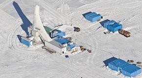 15,7 milioni di anni fa un brusco aumento della temperatura in Antartide