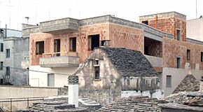 L'abusivismo edilizio è la causa del dissesto ambientale