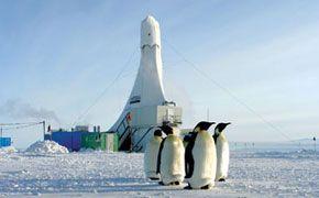 L' INGV in Antartide per studiare la transizione climatica di 16 milioni di anni fa