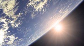 L'atmosfera terrestre da dove proviene?