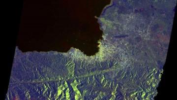 Haiti: ecco le immagini dal satellite prima e dopo il sisma