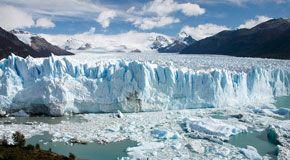 Lo scioglimento dei ghiacciai causa una crescita record delle vette in Patagonia