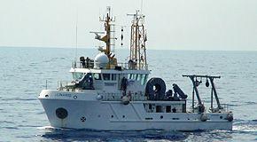 Un laboratorio sottomarino al largo delle Cinque Terre