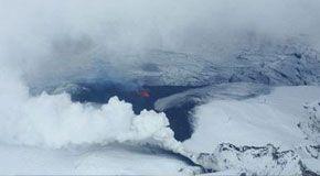 Eruzione in Islanda: l'INVG scende in campo