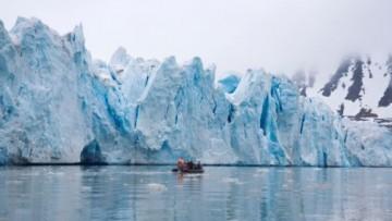 Una spedizione verso i ghiacci dell'Artico