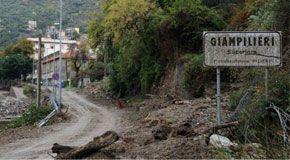 Stanziati 300 mln in Sicilia per i comuni colpiti dalle frane