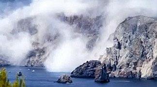 Scossa di magnitudo 4.5 nell'arcipelago delle Eolie