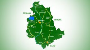 Umbria, prima regione ad avere le mappe di pericolosità sismica