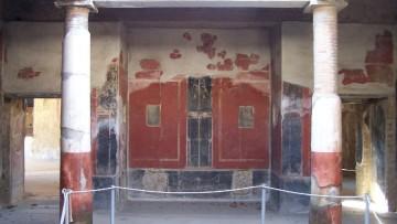 Anche le ville romane di Stabiae a rischio idrogeologico