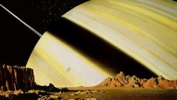 Su Saturno la tempesta più grande degli ultimi decenni