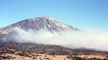 Svelati i segreti della grande caldera di Tenerife