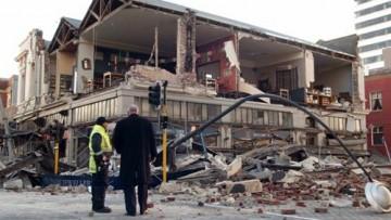 Terremoto di Christchurch: in allarme i geologi statunitensi