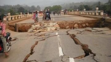 Catastrofi naturali e terremoti