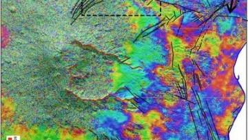 Vulcani: tecnologie spaziali per gestire il rischio