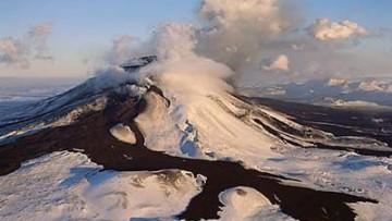 Hekla vicino all'eruzione