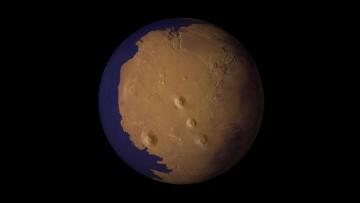 I fiordi di Marte