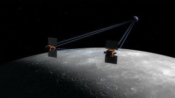 Grail: al via la missione verso la Luna