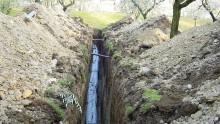 Costruzione di bacini e dighe: dall'Uni due norme sui geotessili