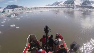 Robot e droni 'studiano' l'Artico: il video del Cnr