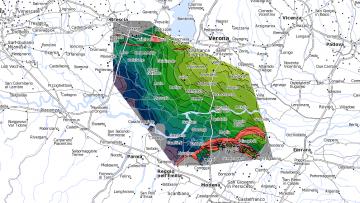 Online in modelli geologici 3d del progetto GeoMol