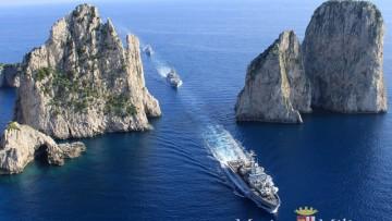 Tutela e monitoraggio acque: firmato accordo Ispra-Marina Militare