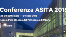 Conferenza Asita 2015: tutto il programma e i workshop per i geologi