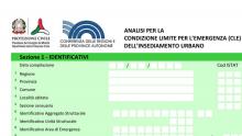 Condizione limite per l'emergenza: aggiornato il software per la compilazione