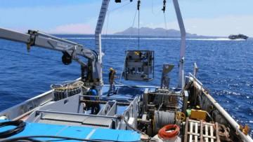 Scoperto un rigonfiamento nel Golfo di Napoli