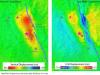 Sisma Centro Italia: le immagini radar di Sentinel-1 e Alos 2
