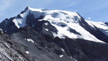 Il ghiaccio più antico del Monte Ortles ha ripreso a muoversi