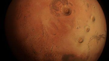 Tracce di microbi nelle rocce di Marte?