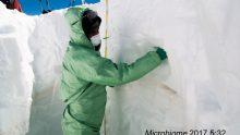 I cambiamenti climatici portano i microbi del Sahara sulle Dolomiti