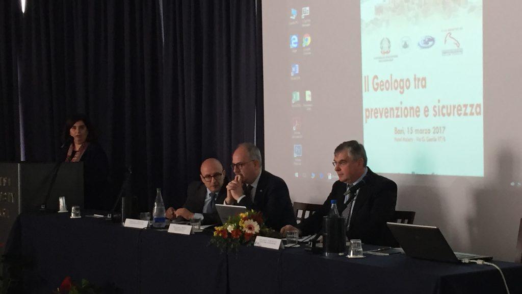 Da sinistra: Carla Tedesco, Francesco Peduto, Alessandro Reina E Salvatore Valletta